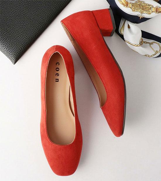 ベイカーパンツのコーディネート・靴画像1b