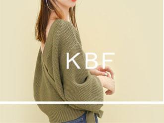 30代・40代・50代におすすめブランド・ KBF(ケービーエフ)画像1