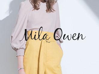 30代・40代・50代におすすめブランド・Mila Owen(ミラ オーウェン)画像1