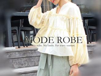30代・40代・50代におすすめブランド・ MODE ROBE(モードローブ)画像1