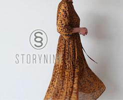 STORYNINE(ストーリーナイン)プリントワンピース・サムネイル画像